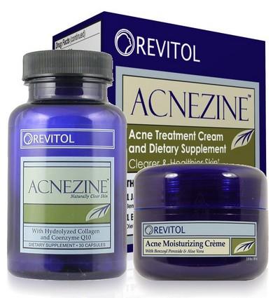 acnezine zestaw