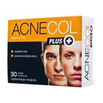 Acnecol Plus plus wpływ ziół i witamin na trądzik