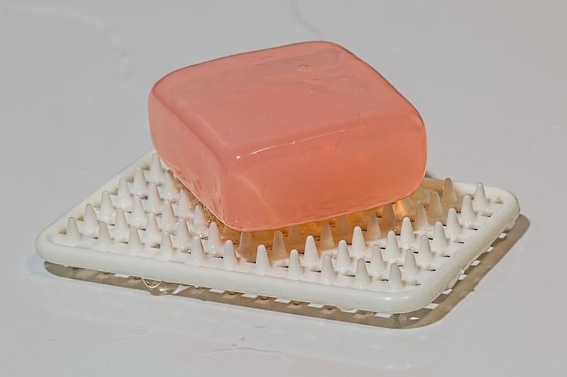 mydło trądzik