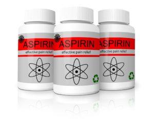 aspiryna na pryszcze